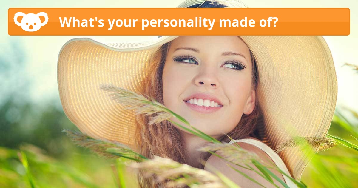 What Is Your True Personality