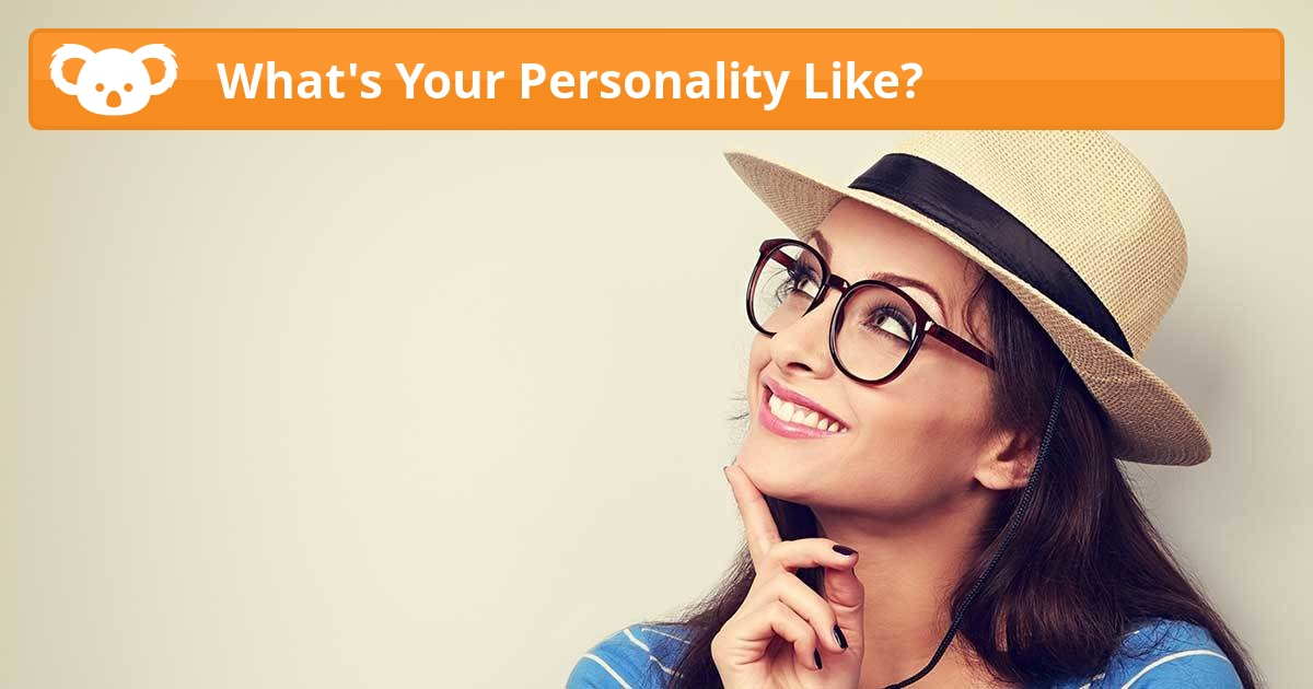 What's Your Personality Like?