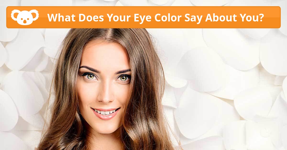 what does your eye color say about you koala quiz. Black Bedroom Furniture Sets. Home Design Ideas