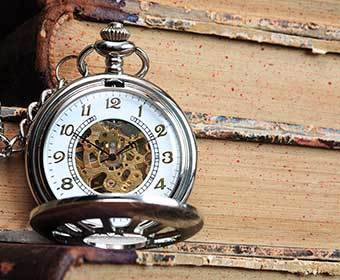When And Where Will Your Time Machine Take You?