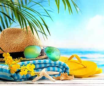 Which Element of the Beach do You Personify?