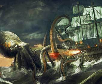 Which Sea Monster Are You?