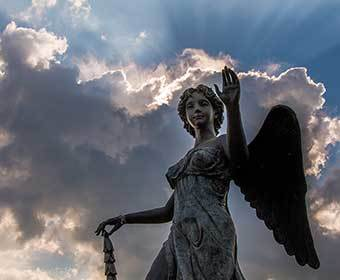 Who's Your Angel On Earth?