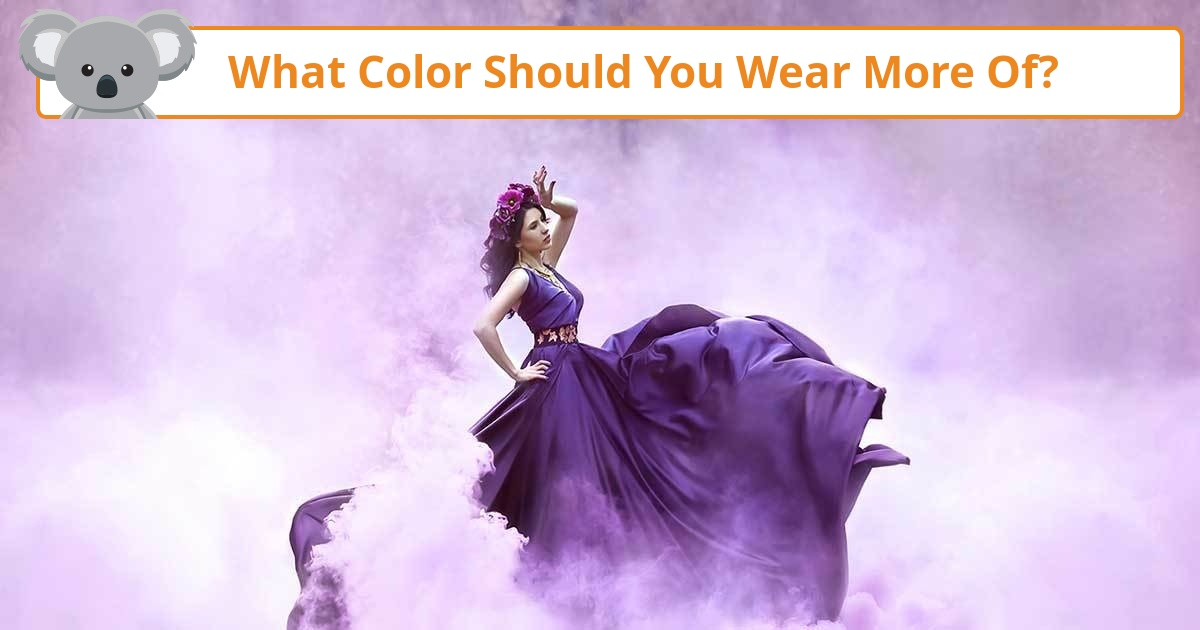 What Color Should You Wear More Of?