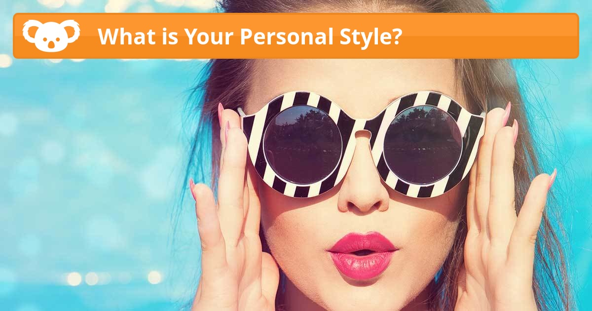 What Is Your Personal Style Koala Quiz